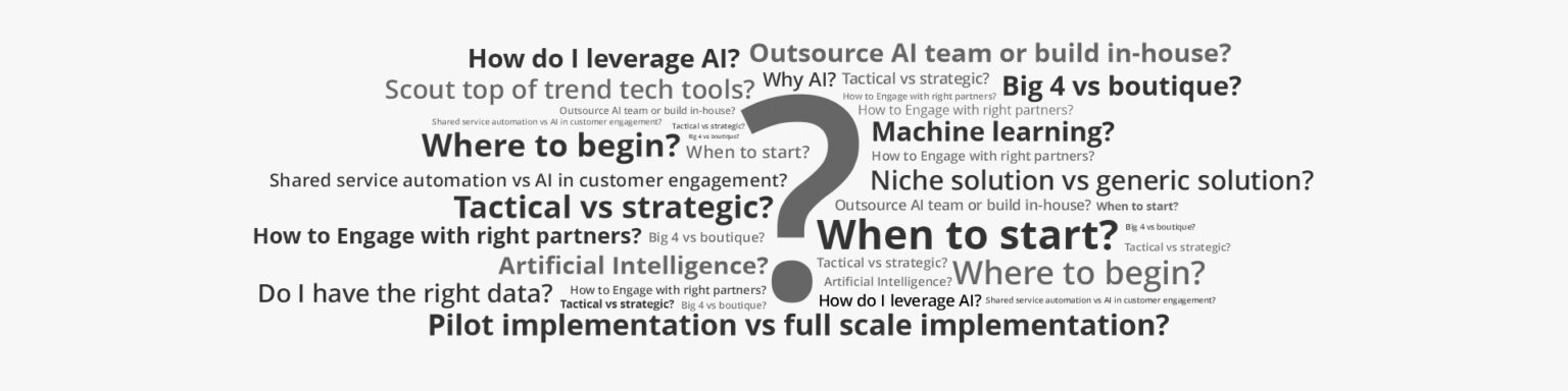 AI consulting banner