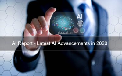AI advancement report - 2020