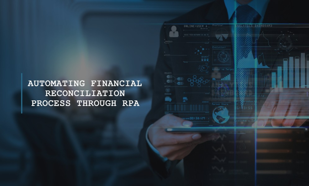 automating financial reconciliation